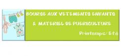 Le Centre Social et Culturel du Territoire de Chevagnes organise sa bourse aux vêtements enfants et articles de puériculture printemps/été le samedi 21 avril de 10h à 18h à la […]